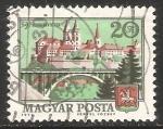 Sellos de Europa - Hungría -  Veszprém