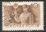 Stamps Hungary -  Guarda railes