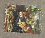 Sellos de Europa - Portugal -  Navidad