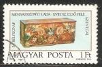 Sellos de Europa - Hungría -  54th. dia del sello