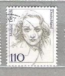 Sellos del Mundo : Europa : Alemania :  1997 Mujeres famosas. Marlene Dietrich, 1901-1992 y Marie-Elisabeth Lüders, 1878-1966