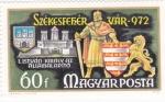 Sellos de Europa - Hungría -  MILENARIO DE SZEKESFEHER