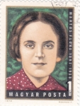 Stamps Hungary -  MARTOS FLO´RA