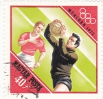 Stamps Hungary -  OLIMPIADA DE MUNICH-72