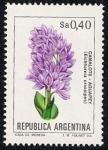 Sellos de America - Argentina -  Eichhornia crassipes