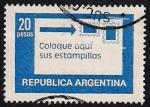 Stamps Argentina -  Coloque aquí sus sellos