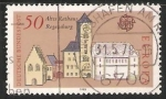 Stamps Germany -  Old Town Hall Regensburg