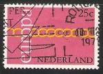 Sellos de Europa - Holanda -  Europa