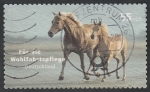Stamps Germany -  2459 - Caballos