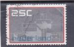Sellos de Europa - Holanda -  EXPO-70 OSAKA