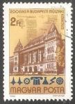 Stamps Hungary -  200 años de la Universidad tecnologica de Budapest