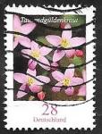 sello : Europa : Alemania : 2910 - Flor
