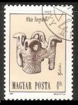 Sellos de Europa - Hungría -  Altar from Szeged