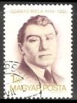 Stamps Hungary -  Béla Szántó