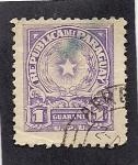 Sellos de America - Paraguay -