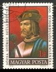 Stamps Hungary -  György Dózsa (1474-1514)