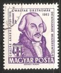 Stamps Hungary -  András Cházár (1745-1816)