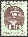 Sellos de Europa - Hungría -  Károly Róbert (1308-1342)
