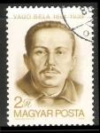 Sellos de Europa - Hungría -  Béla Vágó