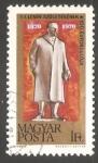 Sellos de Europa - Hungría -  Vladimir Lenin (1870-1924)