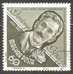Sellos de Asia - India -  Géza Gárdonyi (1863-1922)