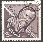 Sellos de Europa - Hungría -  Dr Frigyes Korányi (1828-1913)