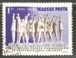 Sellos de Europa - Hungría -  25 aniversario de la liberacion de los campos de concentracion