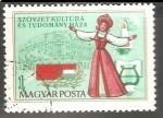 Stamps Hungary -  Segundo aniversario Ciencia y Cultura Soviética, Budapest,