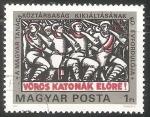 Sellos de Europa - Hungría -  60 Aniversario de la revolución de 1956