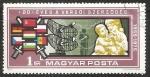 Sellos de Europa - Hungría -  Pacto de Varsovia