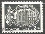 Stamps Hungary -  300 años de la Universidad Eötvös Loránd