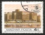 Stamps Hungary -  Forum Hotel de Budapest