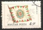 Sellos de Europa - Hungría -  Bandera del Budapest Honvéd Football Club