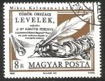 Sellos de Europa - Hungría -  Kelemen Mikes