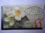 Sellos de Europa - Alemania -  Flora. Dich
