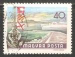 Sellos de Europa - Hungría -  Lago Balaton