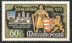 Stamps Hungary -  St Stephen