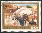 Stamps Hungary -  Pozo de María