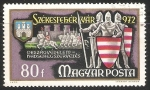 Stamps Hungary -  Caballeros