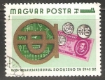 Sellos de Europa - Hungría -  25 aniversario del State Savings Bank