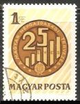 Sellos de Europa - Hungría -  25 aniversario de la economia nacional planificada
