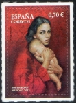 Stamps Spain -  4756- Navidad 2012. Maternidad.