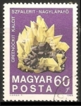 Stamps Hungary -  Fosil