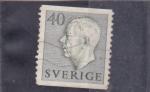 Sellos de Europa - Suecia -  GUSTAVO V I