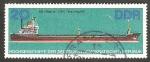 Sellos de Europa - Alemania -  2361 - Barco de alta mar de RDA