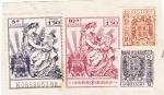 Stamps Spain -  TIMBRES DEL ESTADO (28)