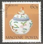 Stamps Hungary -  ceramica