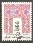 Sellos de Europa - Hungría -  Arte folclorico