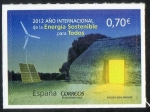 Stamps Spain -  4703- Año internacional de la energía sostenible para todos.