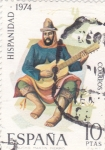 Stamps Spain -  HISPANIDAD-74  (28)